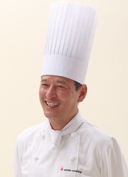 夢クッキングスクール校長 梅田 昌功(うめだ よしのり)