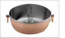 シャブ鍋(銅)