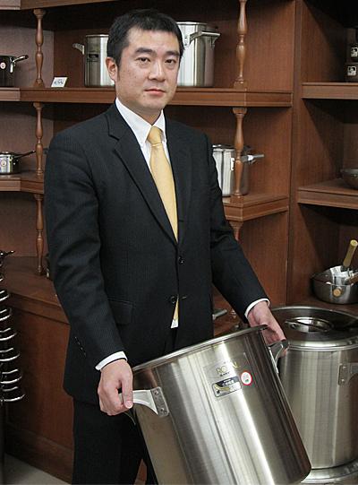 株式会社フジノス フジノスはIH鍋のパイオニア